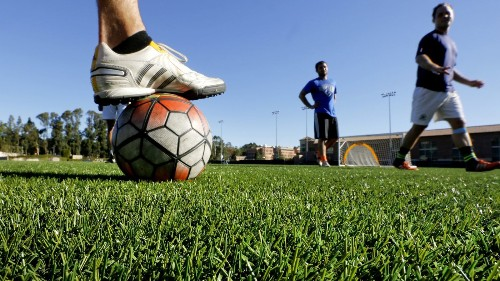 Are synthetic playing surfaces hazardous to athletes' health? The debate over 'crumb rubber' and cancer