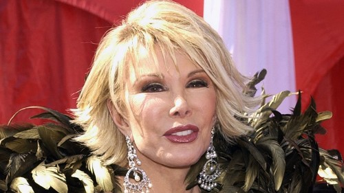 One doctor is out at Manhattan clinic that treated Joan Rivers