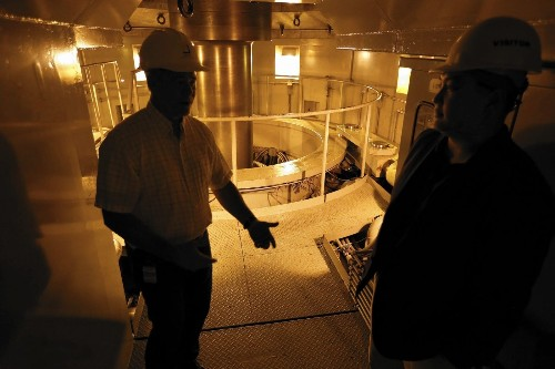 How Edison uses water to store excess power - Los Angeles Times