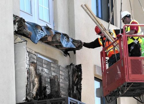 Experts suspect poor waterproofing in Berkeley balcony collapse