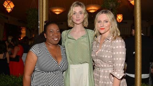 Olivia Wilde, Storm Reid and more toast Face of the Future honoree Elizabeth Debicki