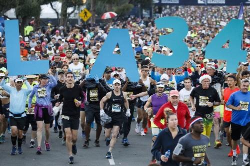 Photos from the 2019 L.A. Marathon