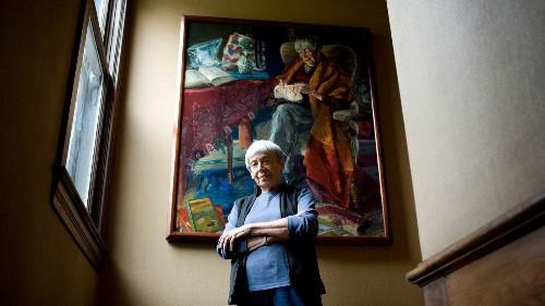 Patt Morrison asks: 'The Left Hand of Darkness' author Ursula K. Le Guin