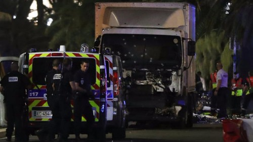 Terrorism by truck has long been feared by law enforcement