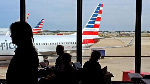 Airfares drop while airlines score big profits