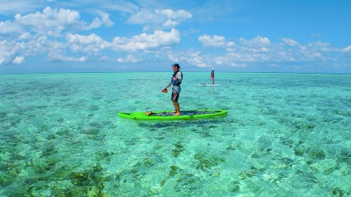 Paddlers, snorkelers, kayakers save $700 on Belize vacations with REI Adventures - Los Angeles Times