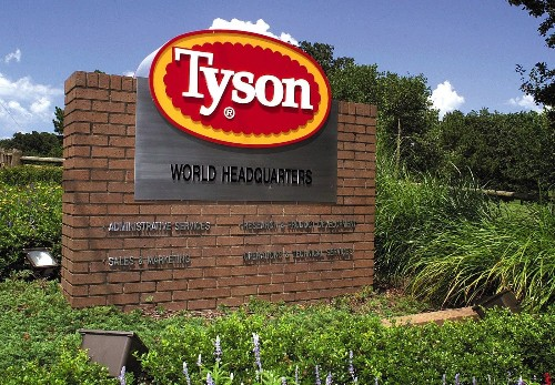 Tyson to eliminate human antibiotics in its chickens by 2017