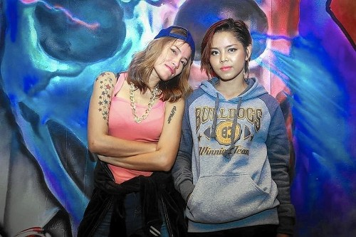 Myanmar rappers rewrite women's roles in their lyrics