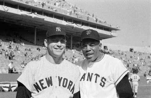 Peter Ueberroth recalls reinstating Mickey Mantle and Willie Mays to baseball - Los Angeles Times