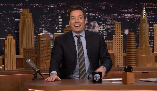 Jimmy Fallon gets name-droppy recalling 'SNL40' behind the scenes - Los Angeles Times