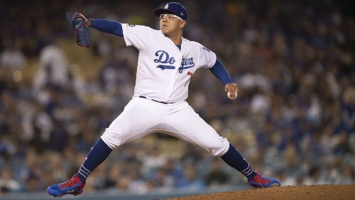 Dodgers' Julio Urias to make first start in two months Thursday