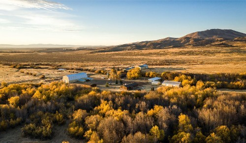 Bing Crosby's former Nevada ranch with 3,000 acres and 600 cows seeks $7.3 million