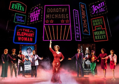 Review: 'Tootsie' gives Broadway its funniest musical since 'Book of Mormon'