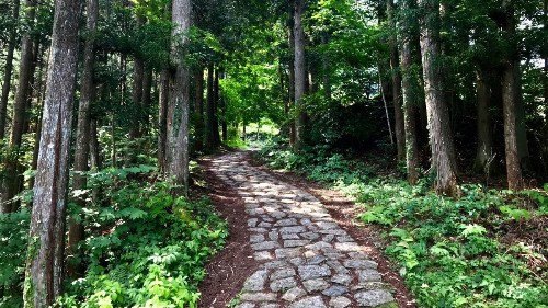 Hike along Japan's scenic trail that links Kyoto and Tokyo