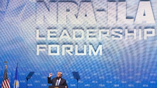 Hey, NRA members, there's a report you really ought to read