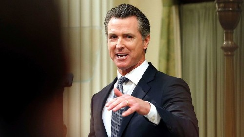 Gov. Gavin Newsom faces a key test on his embrace of a new California water tax