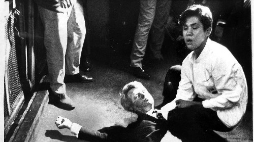 The busboy who tried to help a wounded Robert F. Kennedy in 1968 dies. His life was haunted by the violence - Los Angeles Times