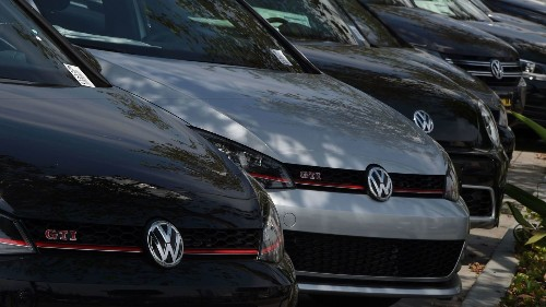 What emissions scandal? VW may have just become the world's top-selling automaker