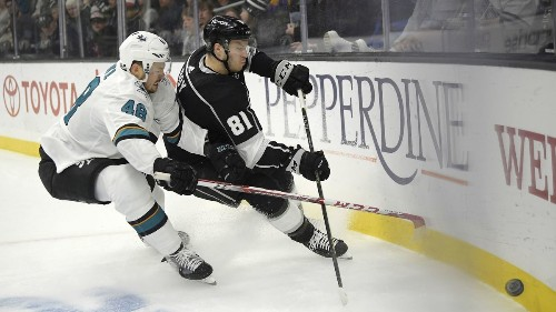 Takeaways from the Kings' 4-2 win over San Jose Sharks