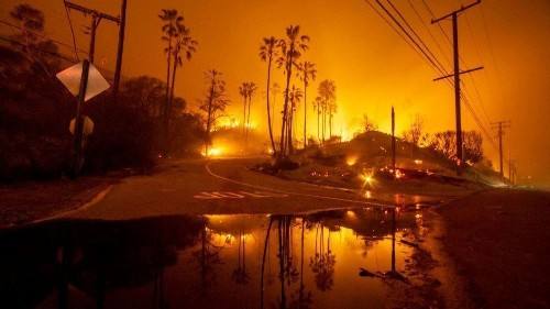 This is what climate change looks like. It's time to make some unpopular changes now - Los Angeles Times