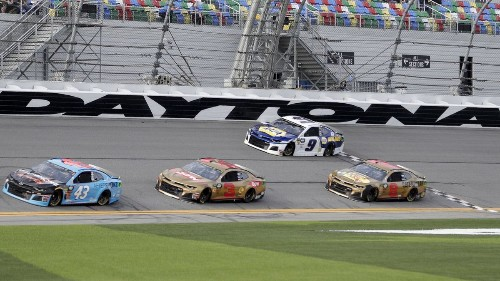 Winning the Daytona 500 is difficult, but repeating the feat is more elusive