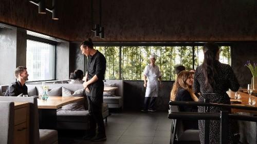 Review: Sushi master Morihiro Onodera reappears at hidden Inn Ann