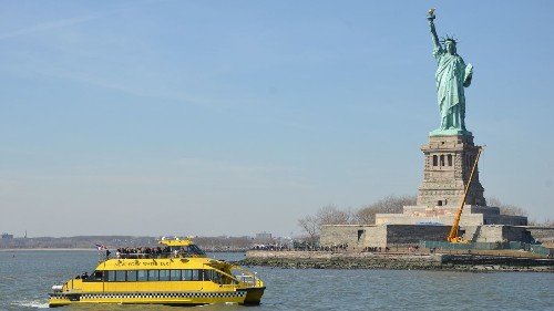 National park tips: How to get into the Statue of Liberty's crown - Los Angeles Times