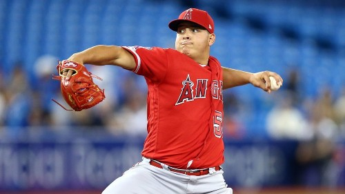 Angels fall to Blue Jays on walk-off home run in 10th