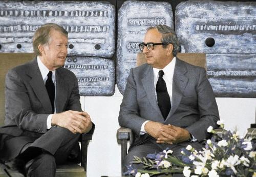 Yitzhak Navon dies at 94; fifth president of Israel