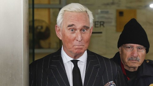 Roger Stone deletes photo of judge presiding over his case and says he didn't mean to threaten her