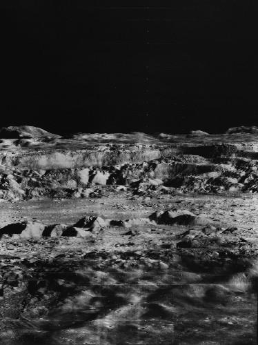 In 1966, when the moon got its closeup, Earthlings were amazed