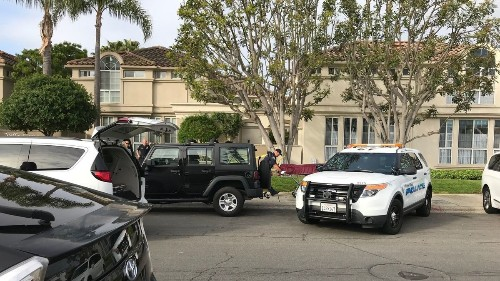 Two found dead in apartment complex near Newport Harbor High School