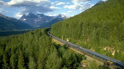 Something wonderful to do for Canada's 150th birthday: Ride the rails, from Montreal to Vancouver