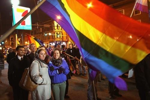 Four couples sue to overturn Idaho ban on same-sex marriage