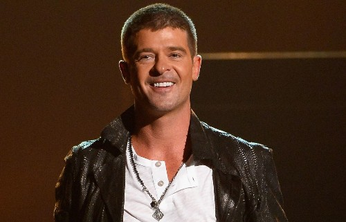 Robin Thicke admits, 'I messed up and had to lie for a while' - Los Angeles Times