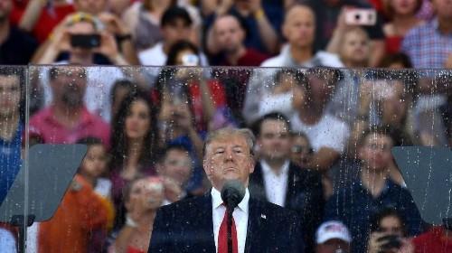 War-making America deserved Trump's Fourth of July bash