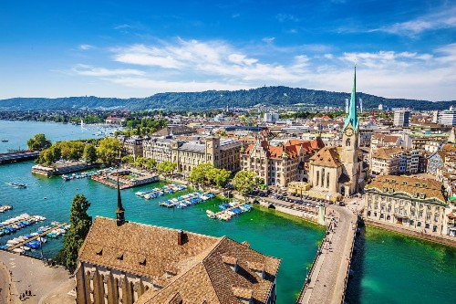 All aboard for a grand railway excursion through Switzerland