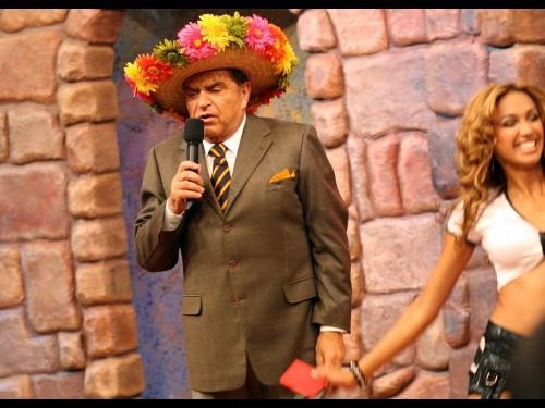 Univision is pulling the plug on the madcap 'Sábado Gigante'