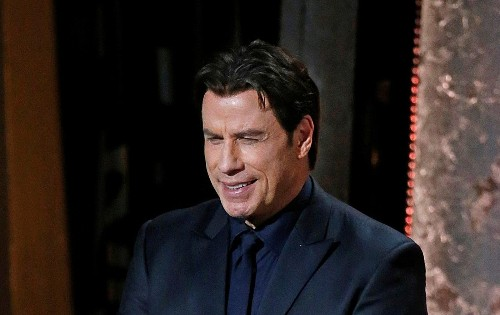 Oscars 2015: John Travolta to get a shot at 'Adele Dazeem' redemption - Los Angeles Times