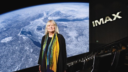 Imax director Toni Myers, who helmed 'A Beautiful Planet' and 'Hubble 3D,' dies at 75