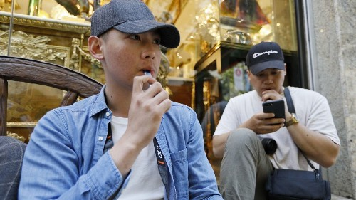 Vaping helped me kick a 30-year addiction to cigarettes