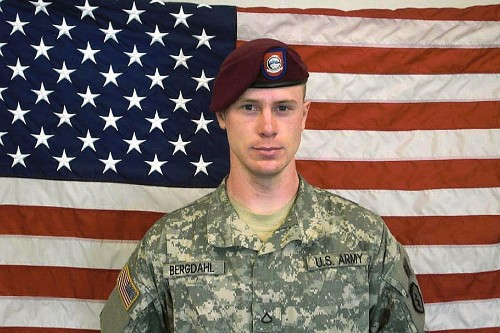 Sgt. Bowe Bergdahl could face life in prison in desertion court-martial