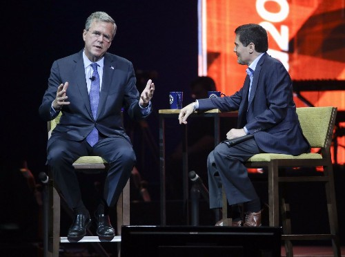 Bush says he misspoke about funding for women's healthcare - Los Angeles Times