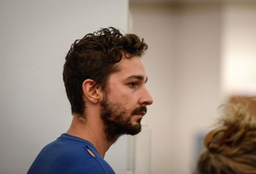 Shia LaBeouf and his amazing thunder-stealing abilities - Los Angeles Times