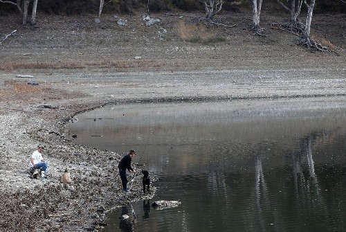 California bans fishing in several rivers in midst of drought