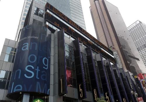 Uber's latest pickup: Morgan Stanley