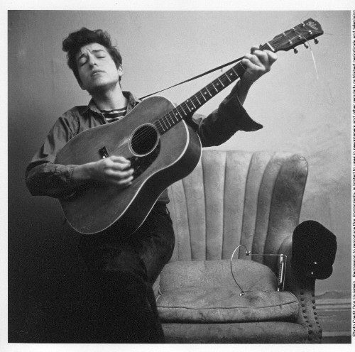 Manuscripts of early, unrecorded Bob Dylan songs go to auction
