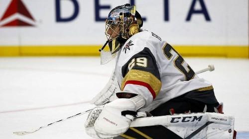 Hockey vet Marc-Andre Fleury scores a buyer for Las Vegas home