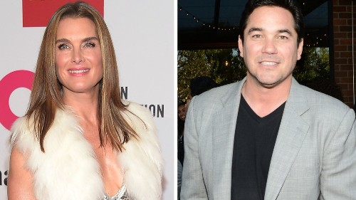 Brooke Shields dishes on losing virginity to Dean Cain, 'tortuous' wait