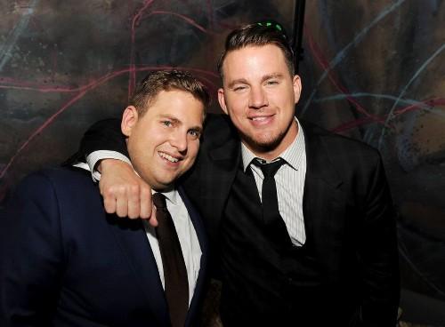 At '22 Jump Street' premiere, Tatum, Hill, fans can't stop dancing